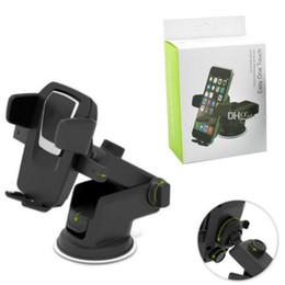 Supporto per finestre online-Supporto del telefono mobile universale universale di Epacket Supporto del supporto del cruscotto del parabrezza del parabrezza di 360 gradi regolabile per tutti i supporti di GPS del cellulare