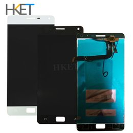 2019 lenovo vibe pro Per Lenovo VIBE P1 LCD Screen Display + Touch Panel Digitizer Assembly compatibile per lenovo vibe P1c72 P1a42 p1c58 p1 Turbo Pro sconti lenovo vibe pro