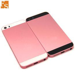 2020 caso medio di iphone 5s alloggiamento posteriore per Custodia iPhone 5 5s Battery Cover personalizzata per personalizzare sostituzione iPhone SE Medio telaio del regalo IMEI caso medio di iphone 5s economici
