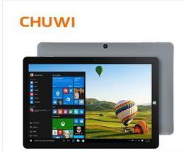 2019 tabletas baratas al por mayor Al por mayor- Chuwi Hi10 plus 10.8 '' Cherry Trail Z8350 1920 * 1280 Dual Os Windows10 Android 5.1 Quad Core 4GB RAM 64GB ROM HDMI TabletPC hi10