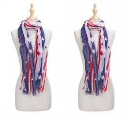 звездный шарф женщин Скидка Популярные звезды печатных женщин мода Шали обертывания Лето Осень печатных шарфы теплый длинный раздел шарфы CPA1822