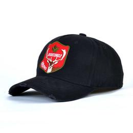 Acquistare i berretti online-compra nuovo stile sul prezzo di moda di buona qualità Berretti da baseball casual uomo lettere ricamate tappi berretti esterni da donna tappi