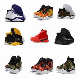439fe332e1e9 Cheap Kobe 1 Protro Air Casual Shoes Men Purple Close Out Mamba Protrotv Undefeated  UND Fade Devin Booker PE Fashion Sport Shoe Sneaker