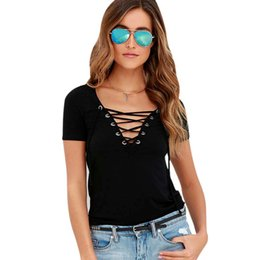 10c99d35fdf40 good quality Fashion Womens Loose Pullover T Shirt Hot Sale Short Sleeve  V-Neck Milk Silk Tops New Arrivals Shirt For Famale