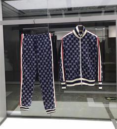 tuta da uomo Sconti Tute da uomo Felpe Tute Tuta sportiva di lusso Uomo Felpe Giacche Cappotto Mens Medusa Sportswear Felpa Tuta Giacca set