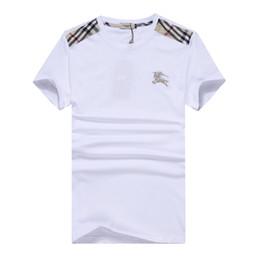 Deutschland Sommer Rundhalsausschnitt Tops Tees Herren T-Shirt Kurzarm T-Shirts Hip Hop Mode Brief Drucken Herren Designer Gym Streetwear Sport T Shirts # 01 Versorgung