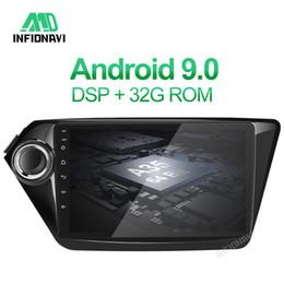 2019 dvd tv tuner tiguan Android 9.0 DVD del coche para Kia K2 Río 2010 2011 2012 2013 2014 2015 2016 2017 radio del coche de navegación GPS reproductor de vídeo de DVD Estéreo