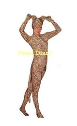 маска для детей Скидка New Mask  Custom Made bodysuit leopard Spandex Lycra Zentai Adult kids Halloween Animal Cosplay Costume