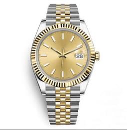 Relógios automático on-line-Top V3 Automatic 2813 Relógio Mecânico Homens Datejust 41 milímetros de aço inoxidável Sapphire vidro sólida Fecho Presidente Mens Relógios Masculino Relógio de pulso