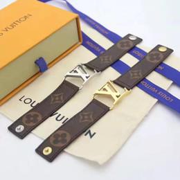 Pulseira de homem on-line-2019 novos acessórios de moda masculina e feminina, elementos clássicos de pulseiras das mulheres, do proj