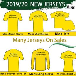 Giacca a vento polo online-2019/20 New Soccer Jersey Maglie calcio Bambini Donna Uomo Tute Giacca maglione 19 20 Football POLO Camicie Felpe con cappuccio Ordine Link