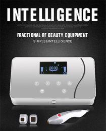 Thermage à fréquence rf en Ligne-Le radiofréquence fractionné intelligent de Thermage RF améliore la machine faciale de raffermissement de peau de matrice de points de ride de la peau