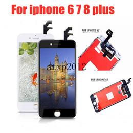 Iphone 6 7 8 Artı Lcd Sınıf A +++ No Ölü Piksel için iPhone 6 7 8 LCD Ekran Digitizer için yüksek Parlaklık LCD ekran (Tianma) nereden