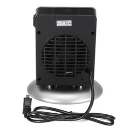 Winter 900W Mini Space Fan Heater Portable Electric Wall-outlet Furnace Warmer - Silver 220V EU Plug nereden