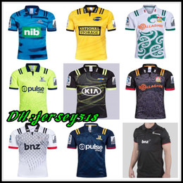 5d52c80d0 2019 Chiefs Super Rugby Jersey new Zealand super Chiefs Blues Hurricanes  Crusaders Highlanders 2019 Rugby Jerseys shirts SIZE: S-3XL