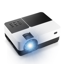 Canada Projecteur LCD LEORY H2 LCD Projecteur de théâtre Full HD 2500 Lumens en résolution 800x480 Dolby Sound Projection réglable Mise à niveau Offre