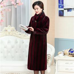 revestimento da veste do coelho da pele do falso Desconto Alta costura casaco de Inverno mulher Oversized casacos de pele quente imitação de vison pelúcia faux fur outwear roupas de Luxo estilo Coreano K4307