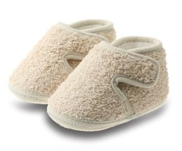Chicos diseñan zapatos online-primeros zapatos del caminante 2018 de bebé para niños y niñas en los niños lindos del diseño de los zapatos reales leater envío libre