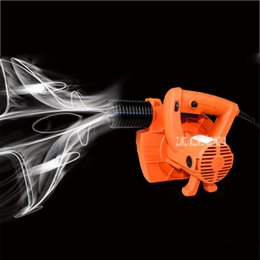 naranja inflable Rebajas Eléctrica de aire del ventilador de doble uso del polvo industrial Blowing limpiador del colector de polvo Inicio Universal Computer Aspirador 1280W 220V