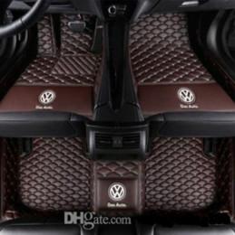 modelos de chispa Rebajas Estera del coche para Volkswagen T-ROC 2018 antideslizante estera no tóxica insípida respetuosa del medio ambiente