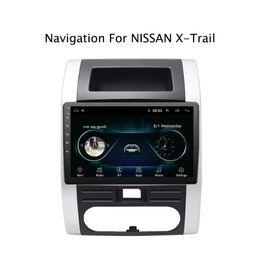 10.1 polegadas Android 8.1 Car GPS Navegação Multimídia Estéreo de Rádio para Nissan X-Trail MX6 2008 2009 2010 2011 2012 de Fornecedores de mapas do filme