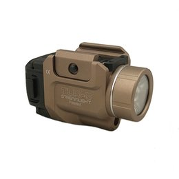 Lanterna tática levou o poder on-line-Tactical TLR Caça Luz TLR-8 Streamlight Alta Potência Saída LED Lanterna com Red Laser Railed Pistolas
