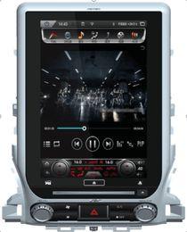 2019 terra cruiser android 13.6 '' di stile Android 8.1 auto multimediale Autoradio DVD GPS per Land cruiser 2016 2017 2018 LC200 IPS PX6 carplay sconti terra cruiser android