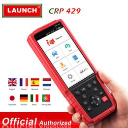 Lance la herramienta de diagnóstico de autos CRP429 Escáner automático Todos los diagnósticos del sistema Herramientas de exploración EPB IMMO vs MK808 / Crp Touch Pro / FX6000 desde fabricantes