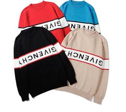 Pulôver Homens MXNGivenchy ADLsuprema Mulit-Color Fashion camisolas Simples Men Confortável Hedging O-pescoço de camisola Men de Fornecedores de cabelo estrela laranja