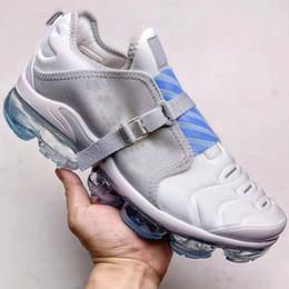 scarpe sportive di lifestyle Sconti 2019 Nuove scarpe di design TN Plus Parigi Lavori in corso Scarpe da ginnastica per uomo Comode scarpe stile di vita per gli sport maschili Correre scarpe da ginnastica Sneakers CI1506