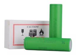 Canada Batterie VTC5 18650 Clone US18650 Li-on Batterie La batterie VTC4 convient à toutes les cigarettes électroniques V6 Nemesis Manhattan Mech Mod cheap electronic cigarettes Offre