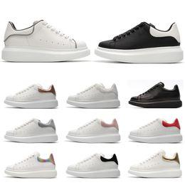 Alexander McQueen 2019 chaussures design de luxe en cuir baskets pour hommes, femmes, qualité supérieure, plateforme, chaussures à semelles épaisses, montant croissant ? partir de fabricateur