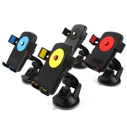 stützschale Rabatt 1 stück Autotelefonhalterung Unterstützung Windschutzscheibe Armaturenbrett Universal Car Handy Cradle für Smartphone und GPS