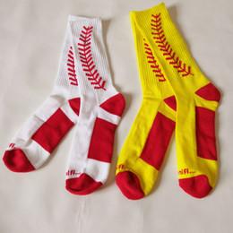 meias de tubo adulto Desconto Meias de beisebol meias mid-tubo de verão adulto meias de fibra de poliéster respirável mens meia lazer esporte ao ar livre meias favor do partido ffa2478