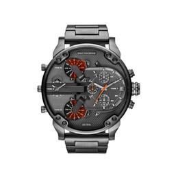 Spor askeri montres mens yeni reloj Paslanmaz Çelik Strp büyük arama ekran dizel saatler dz7333 DZ7312 DZ7315 nereden