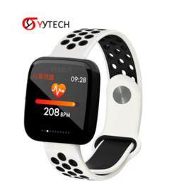SYYTECH Новый 1,3-дюймовый HD F15 смарт-часы монитор сердечного ритма артериального давления Bluetooth пульт дистанционного управления фото спорт Смарт-браслет cheap inches bluetooth smart watch от Поставщики дюймы bluetooth умные часы