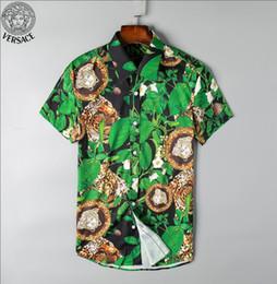 2019 chemise à carreaux 19 hommes d'affaires chemise décontractée de marque hommes à manches longues rayé slim fit camisa masculina social masculin T-shirts nouvelle mode homme vérifié shirt90 promotion chemise à carreaux