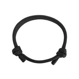 Corda del marinaio online-Stylish Sailor corda regolabile braccialetto intrecciato Yachting fai da te a mano regalo Wristband Wear Resistant Passione semplice nautico