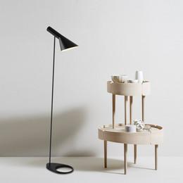 lámparas de pie para sala de estar Rebajas 2019 NordicDesign Lámparas de pie LED Salón Lámpara de pie Dormitorio Lámpara de cabecera Lámpara de pie Luminaria