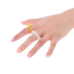 Массаж здоровья онлайн-Кольцо для массажа пальцев с иглоукалыванием Health Massage Items H14086S