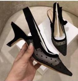 2019 chaussures de mariage de plage noir Hot Sale-2019 femme chaussures de mariage de danse de haute sexy sandales