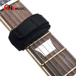 2019 soundhole da guitarra Guitarra Fretwraps Cordas Mudo Muter Fretboard amortecimento Wraps Fret Wraps para acústica clássica Guitars Bass Guitar Acessórios