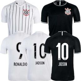 2020 camiseta do brasil BEST Brazil Sport Club Corinthians 2019 2020 Futebol Camisetas JADSON RONALDO SOMOZA CLAYSON JANDERSON 19 20 Paulista de futebol camiseta do brasil barato