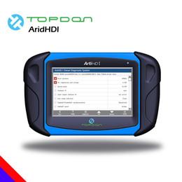 Topdon Arti HD I Heavy Duty Man Truck OBD OBD2 16 pines Escáner Herramienta de Diagnóstico Automotivo Coche ECU Programador Codificación desde fabricantes