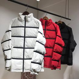 small string man 2019 - 16fw Michelin Warm Down Jacket Small Logo Full Printed  String Webbing 53ed549985e72