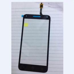 pièces alcatel Promotion LTPro Haute Qualité Écran Tactile Panneau Verre Digitizer Pour Alcatel One Touch U5 3G 4047D 4047G 4047 OT4047D OT 4047D Pièces de Téléphone