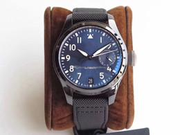 Ver reserva de energía del día online-the Luxury Best Quality Watch ZFFF 46mm 1500908 1500916 7 días de reserva de movimiento cal.5111 movimiento automático BUENO Relojes para hombre