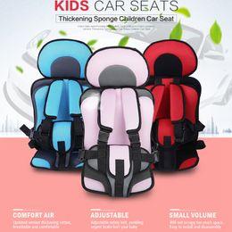 Seggiolino auto da 0-12 anni Seggiolino auto traspirante per bambini Coprisedile portatile Seggiolino per bambini Cuscino regolabile HHA230 da