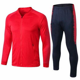 TOP 18 19 Inglaterra chaqueta chándal Survetement England Maillot De Foot maillot de foot KANE STERLING VARDY Chaqueta de entrenamiento desde fabricantes
