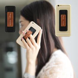 iphone móvel usado Desconto Magia Dedo Telefone Aderência Elastic Band Strap Para Apple iPhone Suporte Universal Do Telefone para Telefones Celulares Use Uma Mão
